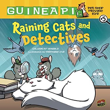Raining Cats and Detectives 9780761385417