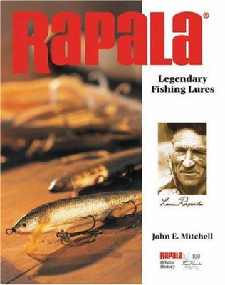Rapala: Legendary Fishing Lures 9780760322710