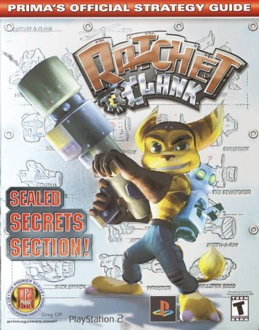 Ratchet & Clank: Prima's Official Strategy Guide 9780761539643