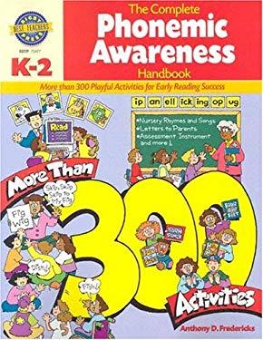 Rigby Best Teacher's Press: Reproducible Complete Phonemic Awareness Handbook, the 9780763573478
