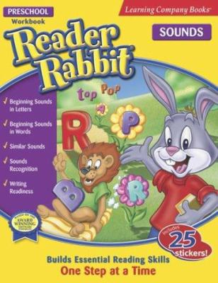 Reader Rabbit Sounds [With Stickers]