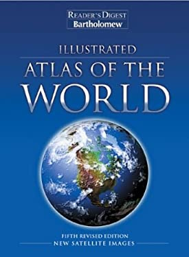 Reader's Digest Bartholomew Illustrated Atlas of the World 9780762105106