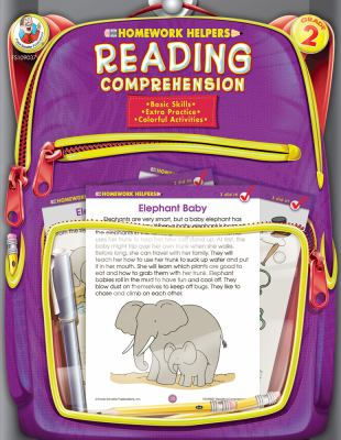 Reading Comprehension, Homework Helpers, Grade 2 9780768207088
