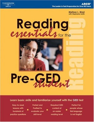 Reading Essentials for Pre-GED Student 9780768912418