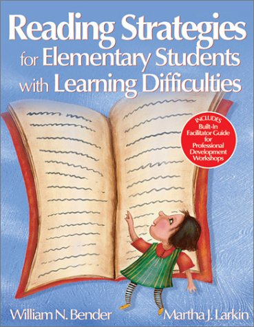Reading Strategies for Elementary Students with Learning Difficulties 9780761946588