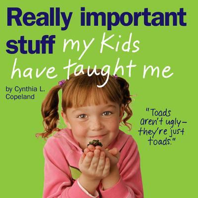 Really Important Stuff My Kids Have Taught Me 9780761139218