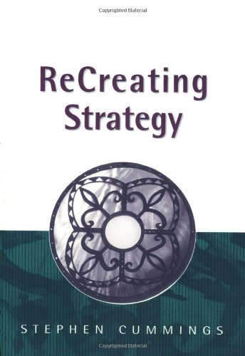 Recreating Strategy 9780761970101