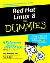 Red Hat Linux 8 for Dummies [With CDROM] 2944628