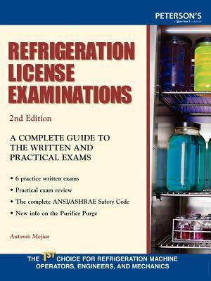 Refrig Licens Exam 9780768910193