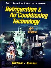 Refrigeration & Air Conditioning Technology Lab Manual 2973513
