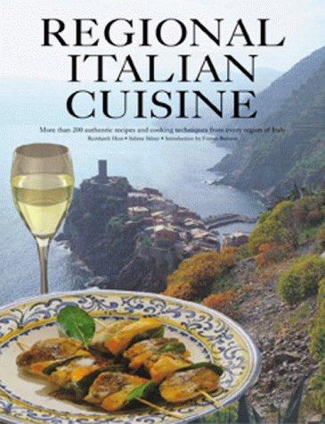 Regional Italian Cuisine 9780764151590