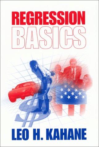 Regression Basics 9780761924135