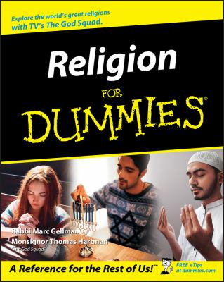 Religion for Dummies 9780764552649