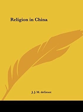 Religion in China 9780766176898