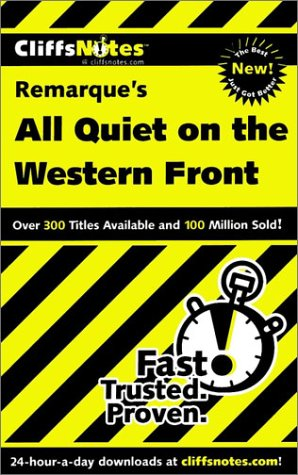 Remarque's All Quiet on the Western Front 9780764586712