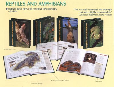 Reptiles and Amphibians 9780761473909