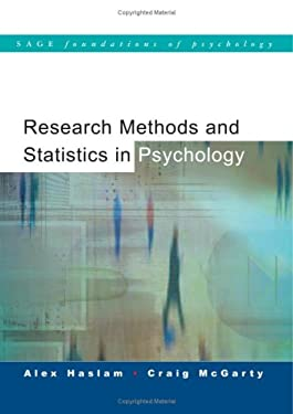 Research Methods and Statistics in Psychology 9780761942924