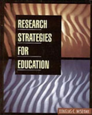 Research Strategies for Education 9780766800137
