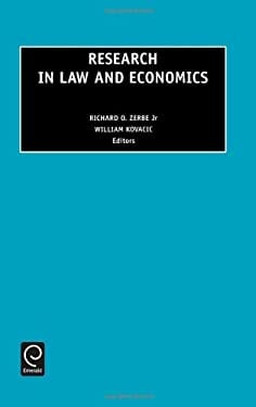 Research in Law and Economics 9780762303083