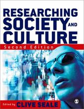 Researching Society and Culture 2903248