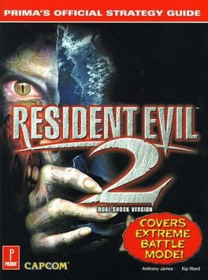 Resident Evil 2: Official Strategy Guide 9780761519195