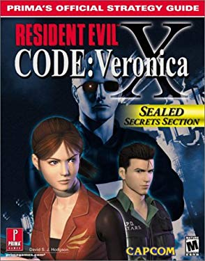 Resident Evil Code: Veronica X: Prima's Official Strategy Guide 9780761536963