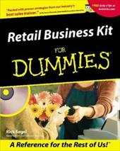 Retail Business Kit for Dummies [With CD-ROM] 2947079