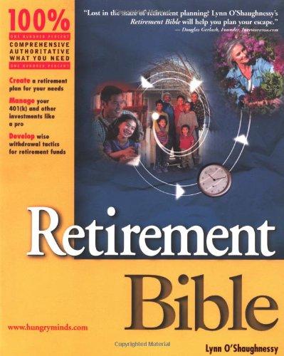 Retirement Bible 9780764552458