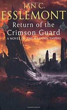Return of the Crimson Guard 9780765323705