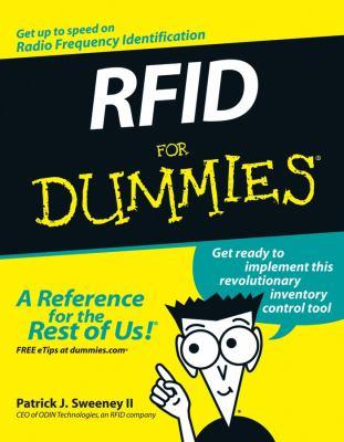 Rfid for Dummies 9780764579103