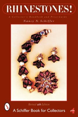 Rhinestones!: A Collector's Handbook and Price Guide 9780764317514