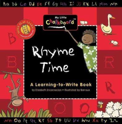 Rhyme Time 9780762421916