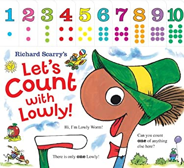 Richard Scarry's Let's Count with Lowly 9780764166006