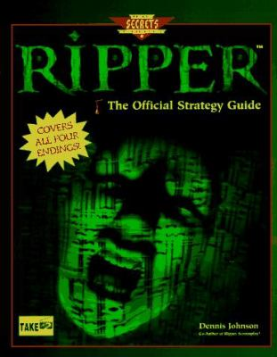 Ripper: The Official Strategy Guide 9780761503699