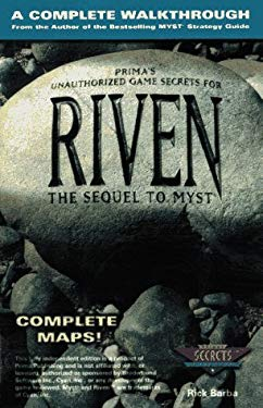 Riven: The Mini Guide: Unauthorized 9780761513346