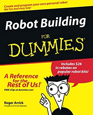 Robot Building for Dummies 9780764540691