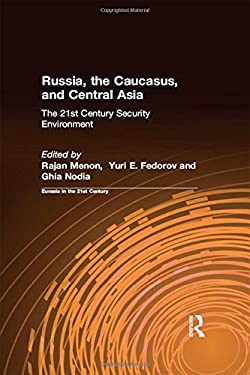 Russia, the Caucasus, and Central Asia 9780765604330