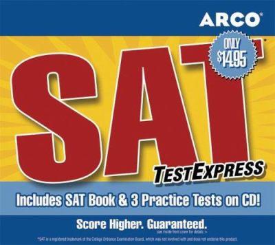 SAT Testexpress, 1st Ed 9780768920246