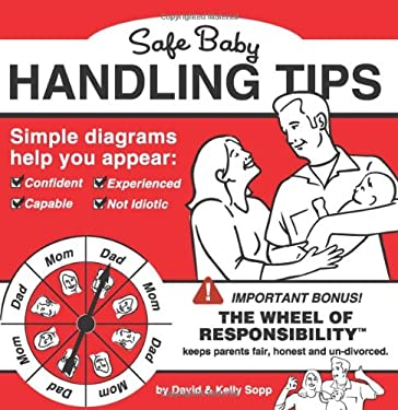 Safe Baby Handling Tips [With Spinner] 9780762424917
