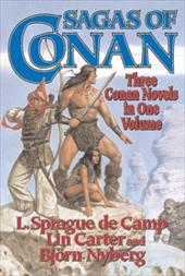 Sagas of Conan: Conan the Swordsman/Conan the Liberator/Conan and the Spirder God 2955336