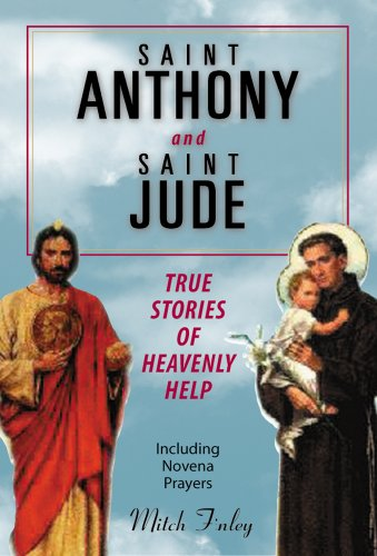 Saint Anthony and Saint Jude: True Stories of Heavenly Help 9780764807831
