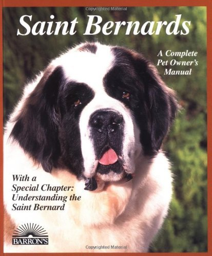 Saint Bernards Saint Bernards 9780764102882