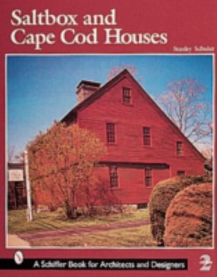 Saltbox and Cape Cod Houses 9780764309984