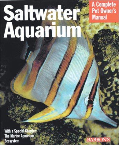 Saltwater Aquarium 9780764116377