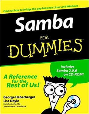 Samba for Dummies [With CDROM] 9780764507120