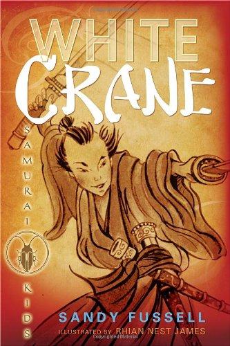 White Crane 9780763645038
