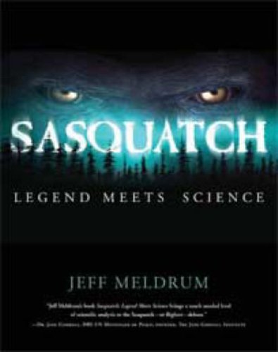 Sasquatch: Legend Meets Science 9780765312174