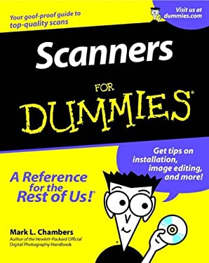 Scanners for Dummies. 9780764507830