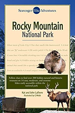 Scavenger Hike Adventures: Rocky Mountain National Park 9780762744671