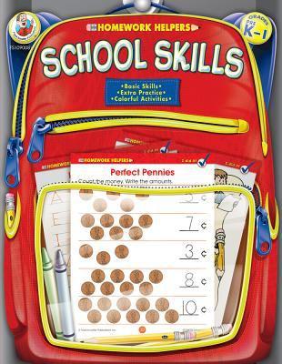 School Skills, Homework Helpers, Grades PreK-1 9780768206791